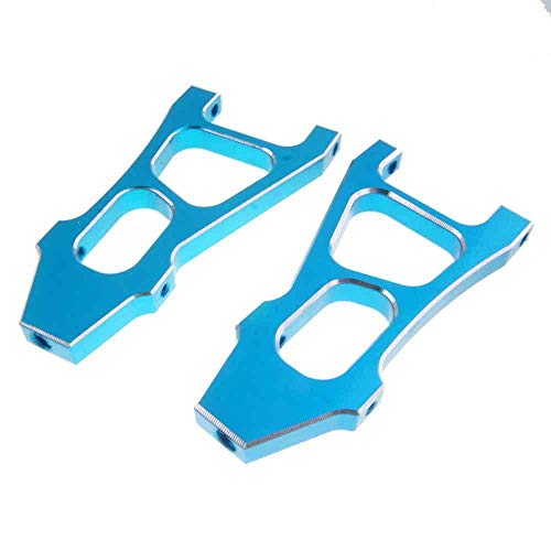 Toyoutdoorparts RC 188819 Blue AlumiunmFront Lower Arm for Redcat 1:10 Volcano S30 Monster Truck