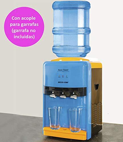 ECODE Dispensadores de agua fría y fuentes