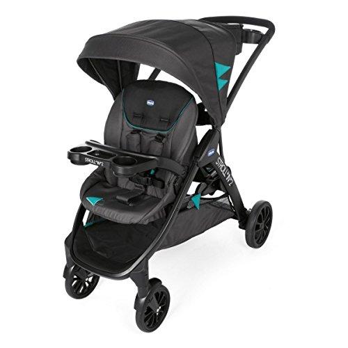 Chicco Stroll'n'2 Silla de paseo para dos niños con asiento