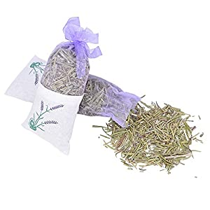 Artificial and Dried Flower 1 Bag Air Freshener for Home Lavender Refresher Armario Ambientador De Carro Fragrance Sachets Hogar Cabinet Wardrobe Deodorant – ( Color: Rosemary )