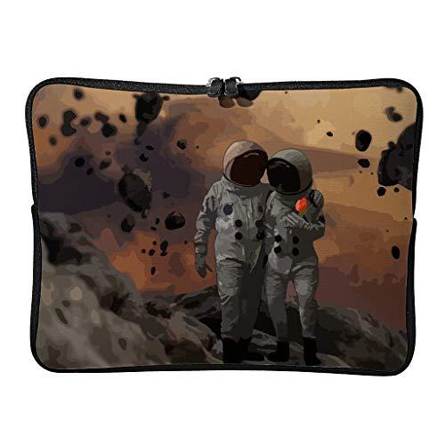 Laptop Astronaut Lightweight laptop bag for the Business Professional Travel Commuter Astronaut white 13 zoll