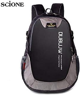 INFIKNIGHT INF Waterproof Nylon School Bags Camping Bag Backpacks For Teenage Girls Boys Travel Backpack Laptop