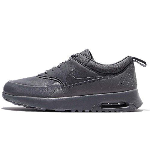 Nike Wmns Air Max Thea Pinnacle, Scarpe da Fitness Donna, Grigio Chiaro, Argento Opaco, 42.5 EU