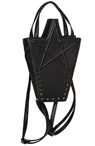Banned Rucksack KARMA BAG BG7159 black Schwarz one size
