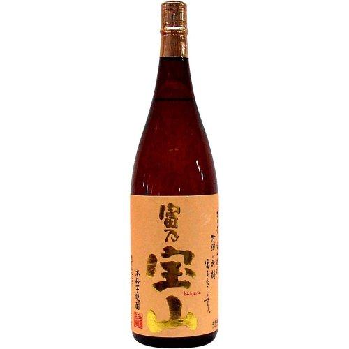 富乃宝山1800ml 25度 芋焼酎 西酒造