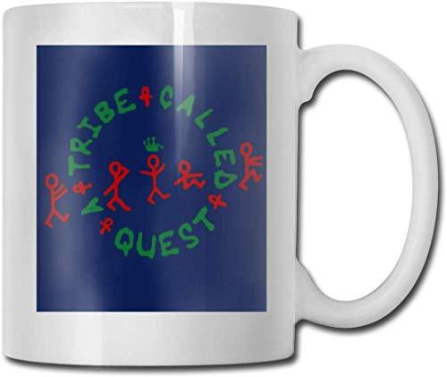 T-Fish chiamato Q-uest Coffee Mug o Tea Cup Tazze in materiale ceramico Regalo di compleanno