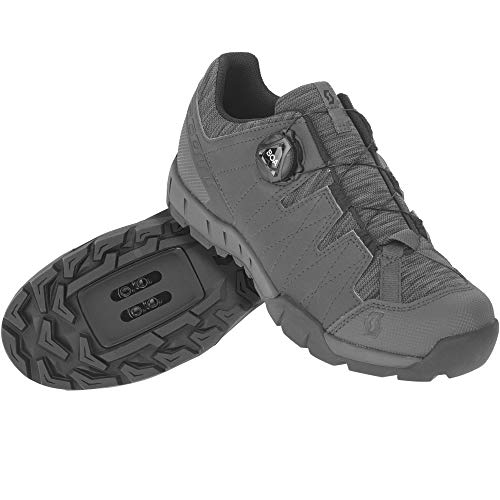 Scott Sport Trail Boa Damen MTB Trekking Fahrrad Schuhe grau/schwarz 2020: Größe: 40
