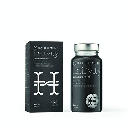 halier hairvity es un producto complessivo con la formula Colágeno + amino-complex–213gr