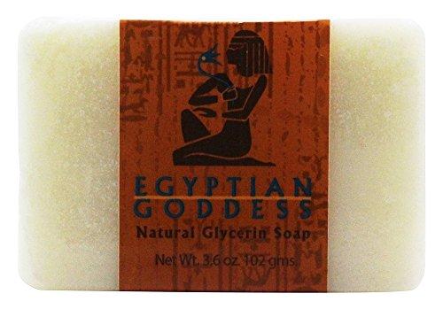 Auric Blends - Natural Glycerin Bar Soap Egyptian Goddess - 3.6 oz.