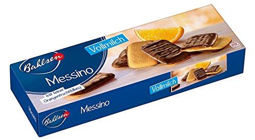 Bahlsen Messino Biscuits Milchschokolade, 125 g, 4 Stück