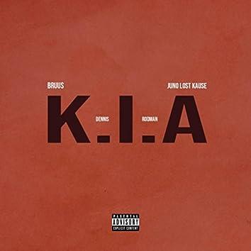 K.I.A: Dennis Rodman