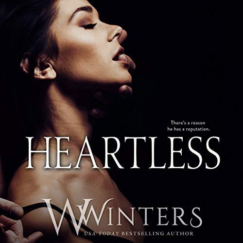 Heartless audiobook cover art