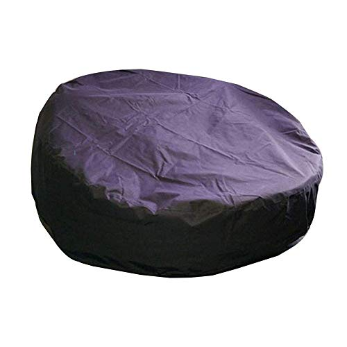 TQJ Dust Covers for Furniture Garden Furniture Covers,Outdoor Sectional Furniture Set Covers, Table Chair Sofa Winter Covers, Fadeproof,Anti-Uv,Waterproof Snow Dust Wind Proof (Size : 210x210x90cm)