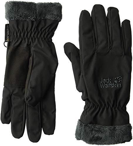 Jack Wolfskin Damen STORMLOCK HIGHLOFT Glove Women Handschuhe, Black, S