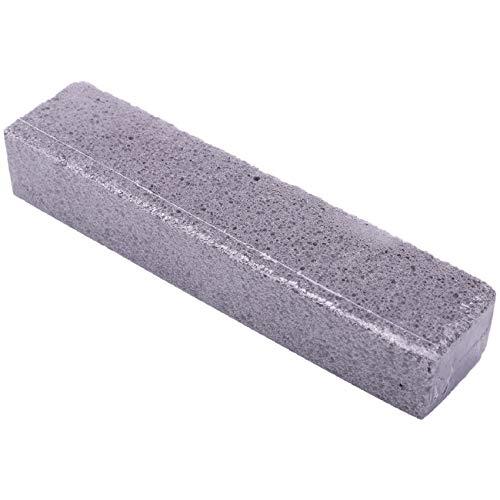 NEYOANN 10 Piezas Palitos de Piedra PóMez Estropajo de Piedra PóMez para Limpiar Limpiador de Barra de Piedra PóMez Gris para Quitar el Inodoro Anillo de BaaO 5.9 X 1.4 X 0.9 Pulgadas