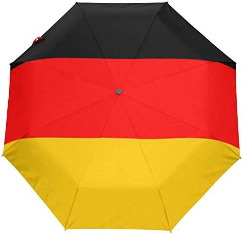 Top Carpenter England GB Flag Anti UV Umbrella Parasol Auto Abrir/Cerrar