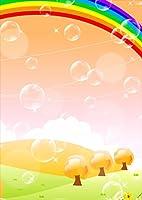 igsticker ポスター ウォールステッカー シール式ステッカー 飾り 1030×1456㎜ B0 写真 フォト 壁 インテリア おしゃれ 剥がせる wall sticker poster 002502 写真・風景 景色 風景 イラスト