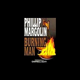 The Burning Man audiobook cover art