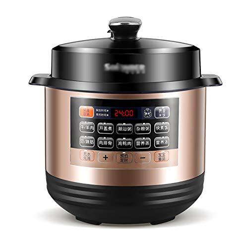 XIAOFEI Multi. Kocher Elektrische Schnellkochtöpfe Schleppend Kocher Dampfer Reis Kocher Schleppend Kocher Joghurt Hersteller Wärmer Kostenlos Dampfer Gestell 5L.