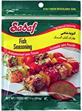 Sadaf Fish Seasoning, 1oz, Orange