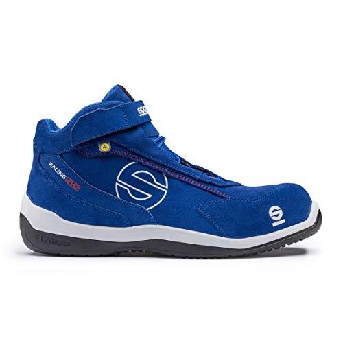 Sparco 0751544AZAZ Zapatillas, Azul, 44 EU