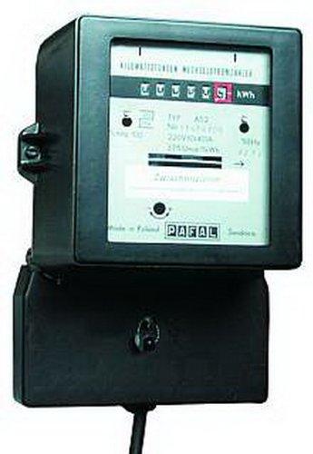 Stromzähler mit Zwischenstecker