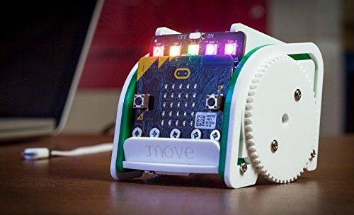 Move Mini Buggy Kit para BBC Micro:bit (excluyendo Micro:bit)