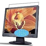 VacFun 2 Piezas Filtro Luz Azul Protector de Pantalla, compatible con Acer AL1912 / AL1912B 19' Display Monitor, Screen Protector Película Protectora(Not Cristal Templado) NEW Version