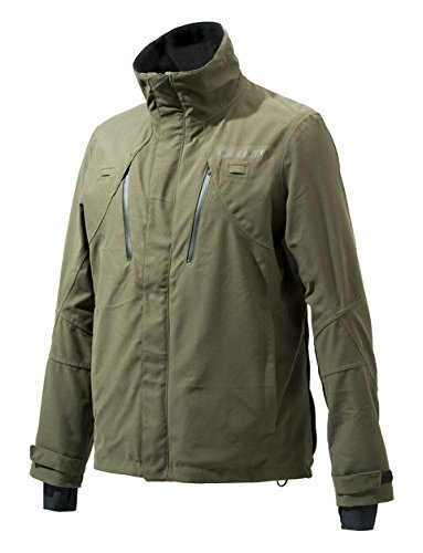 BERETTA Light Active - Chaqueta unisex (talla 3XL), color verde