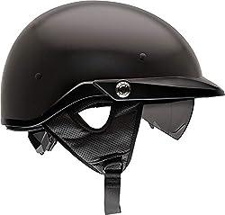 Bell Pit Boss Half Helmet, Matte Black