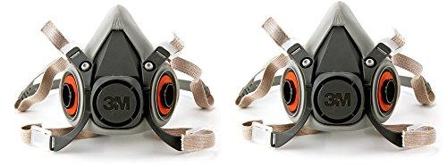 3M Personal Protective Equipment Large Half Facepiece Reusable Respirator 7503/37083(AAD), Respiratory Protection
