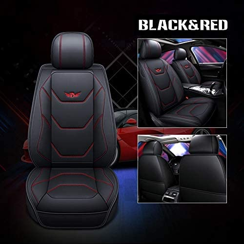 Magicorange security Car Front Seat Covers Air Limited time for free shipping PU with Waterproof Leather