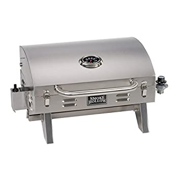 TableTop Propane Gas Grill: photo