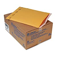 sel10191–JiffyliteクラフトバブルMailer with self-seal Closure