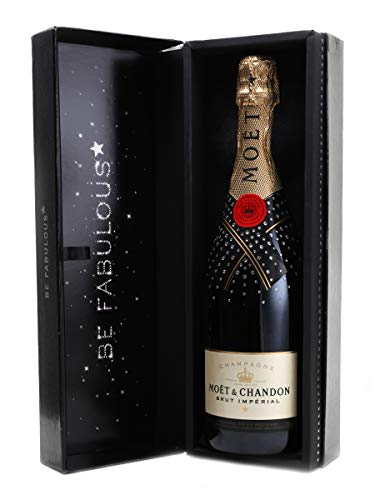 """Photo of Moët & Chandon Brut Imperial""""Be Fabulous"""" Swarovski Crystal Limited Edition 75cl"""