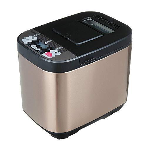 WH-IOE Kompakter Brottoaster, Frühstückstoaster, automatisch, multifunktional, 750 g, Kapazität, einfache Bedienung