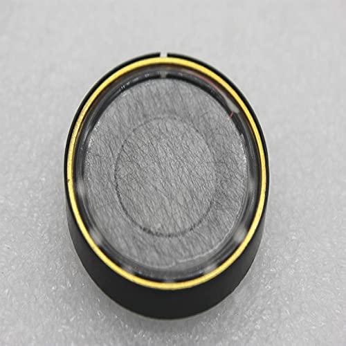 Wnuanjun 2pc HiFi 40mm Altavoz para Auriculares para P7 Reemplazo 16OHM 32OHM Conductor de Auriculares Bluetooth DIY Piezas de reparación de Altavoz (tamaño : 16ohm)