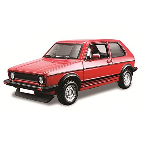1:32 para VW para Golf para MK1 GTI (1979) Vehículo De Lujo De Aleación Diecast Cars Modelo De Juguete Modelo de Auto