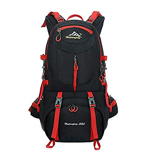 TnXan Outdoor Waterproof Bag Backpack Hiking Backpack (40L 50L 60L) Male Hiking Backpack Hiking Backpack Female Bag Camping travel Bag Hiking Backpack Bike Backpacks