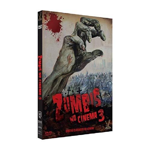 Zumbis No Cinema Volume 3 - 2 Discos [DVD]