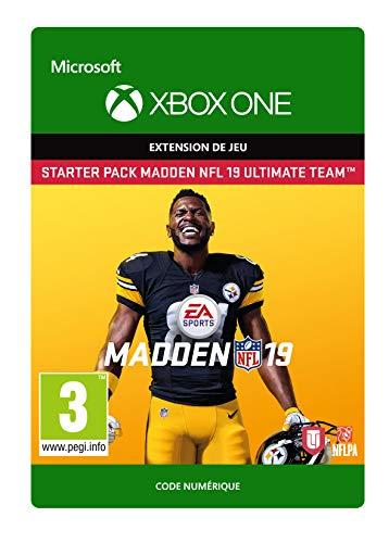 Madden NFL 19 - Starter Pack DLC | Xbox One - Code jeu à télécharger