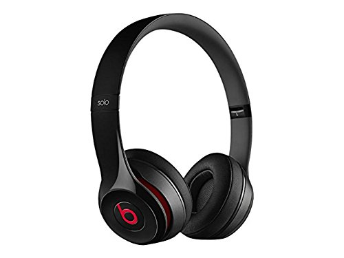 Beat-s Solo2 Wired On-Ear Headphone - Black
