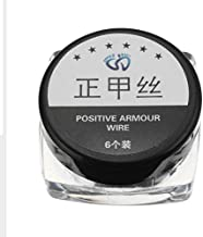 Pevor Ingrown Toe Nail Correction Tool Pedicure Tool Nail Orthosis armor orrector Tool (Ingrown Toenail Wire