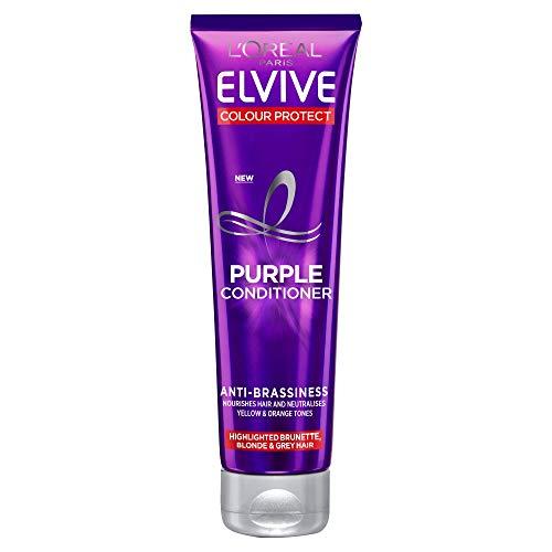 L'Oréal, kleurbescherming voor gekleurd haar, Elvive. Spoeling. 150 Milliliters