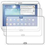 ebestStar - Compatible Pack x3 Film Protection Samsung Galaxy Tab 3 10.1 GT-P5210, 10 P5200 P5220...