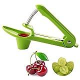 B/D Kirschentkerner-Werkzeug, Oliven-Entkernungsgerät, Obst-Entkernungsgerät, Platzsparendes Tragbares Küchenwerkzeug, Für Hausmannskost Cherry Date Red Date