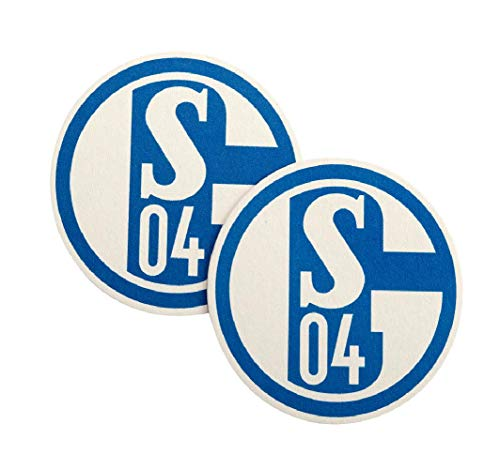 Schalke 04 Bierdeckel