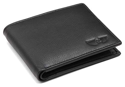 Royster Callus Black Men's Wallet (RCW1022)
