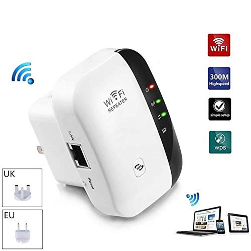 Yingpai-WiFi Wireless Repeater WiFi Super Booster, weiß, 8 x 5 x 7 cm