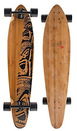 Mike Jucker Makaha - Longboard de bambú